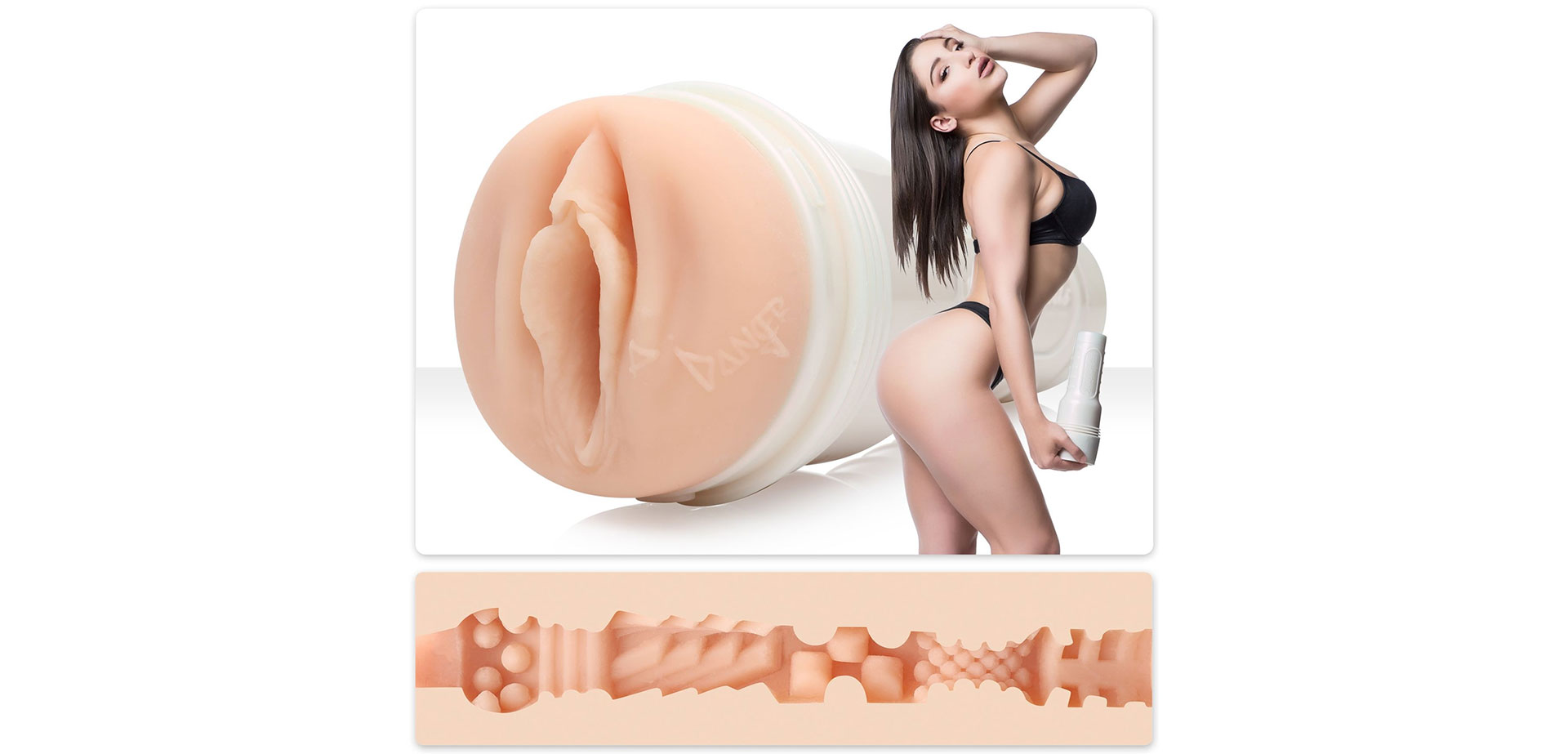 Filles Fleshlight: Abella Danger Danger.